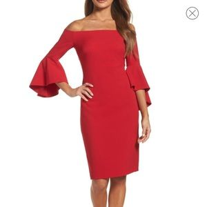 Dresses & Skirts - Women's red dress. NWT